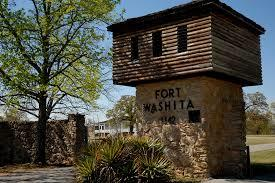 Historic Fort Washita
